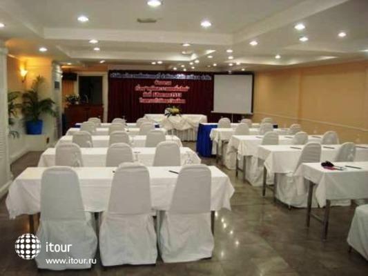 Summit Pavilion Hotel 10