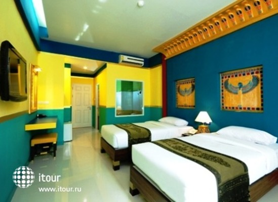 The Egypt Boutique Hotel 6