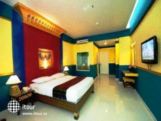 The Egypt Boutique Hotel 8