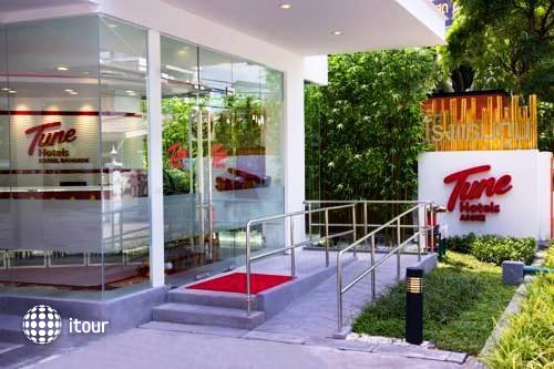 Tune Hotel Asoke Bangkok 2