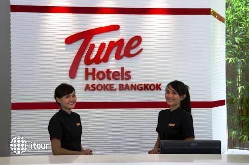 Tune Hotel Asoke Bangkok 4