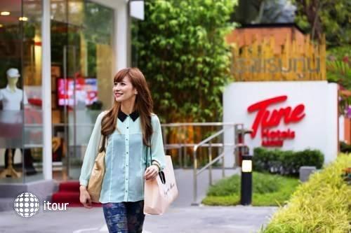Tune Hotel Asoke Bangkok 10