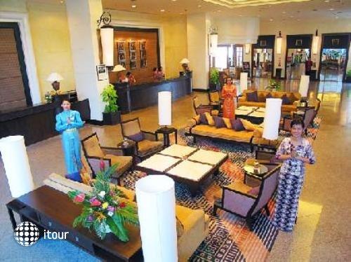 Centara Hotel Hat Yai (ex.novotel Centara Hat Yai) 10