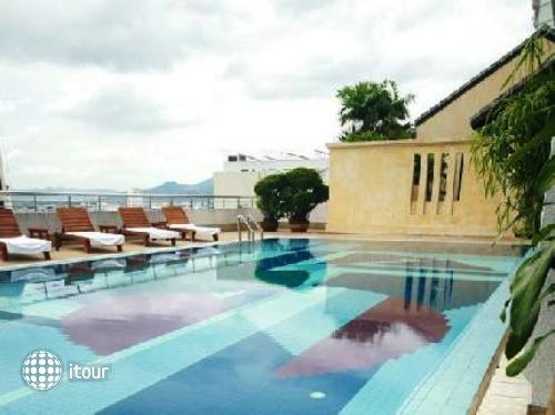 Centara Hotel Hat Yai (ex.novotel Centara Hat Yai) 2