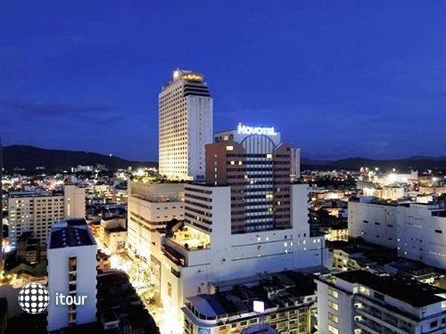 Centara Hotel Hat Yai (ex.novotel Centara Hat Yai) 1