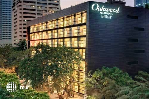 Oakwood Apartments Trilliant Sukhumvit 18 Bangkok 1
