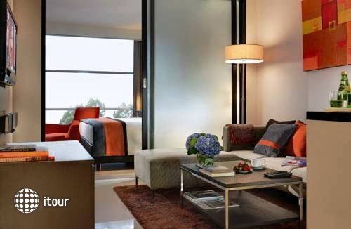 Oakwood Apartments Trilliant Sukhumvit 18 Bangkok 3