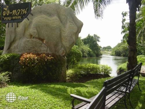 Pung-waan Resort & Spa Kwai Yai 5