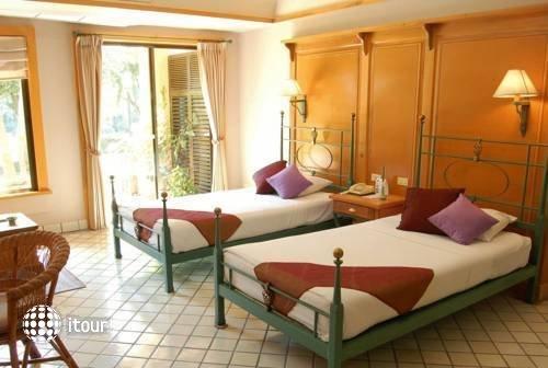 Pung-waan Resort & Spa Kwai Yai 7