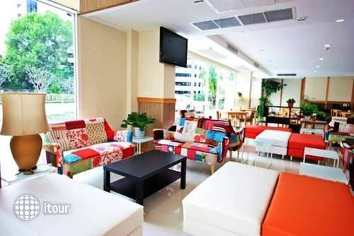 Prom Ratchada Residence & Spa 1