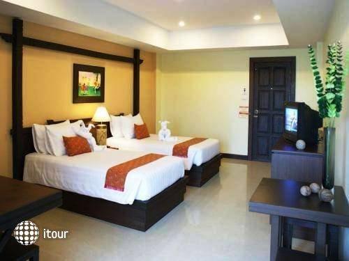 Thongta Resort & Spa (suvarnabhumi Airport) 5