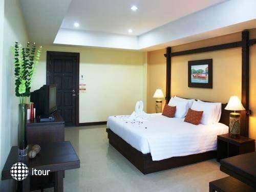 Thongta Resort & Spa (suvarnabhumi Airport) 6