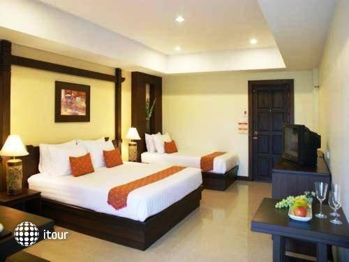Thongta Resort & Spa (suvarnabhumi Airport) 3