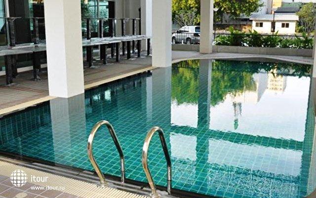 Demeter Residences Suites Bangkok 2