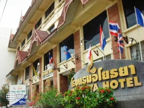 Ayothaya Hotel 8