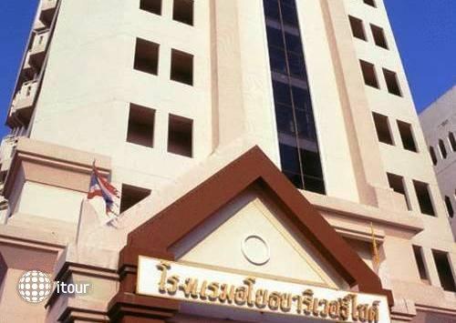 Ayothaya Riverside Hotel 5