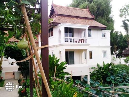 Ayutthaya Garden River Home 6