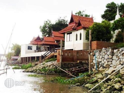 Ayutthaya Garden River Home 7