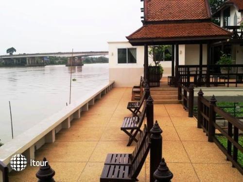 Ayutthaya Garden River Home 8