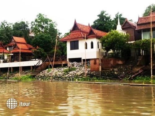Ayutthaya Garden River Home 1