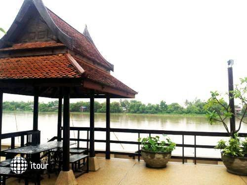 Ayutthaya Garden River Home 9