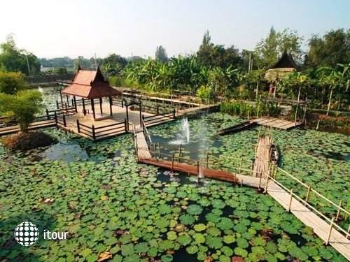 Ayutthaya Garden River Home 2