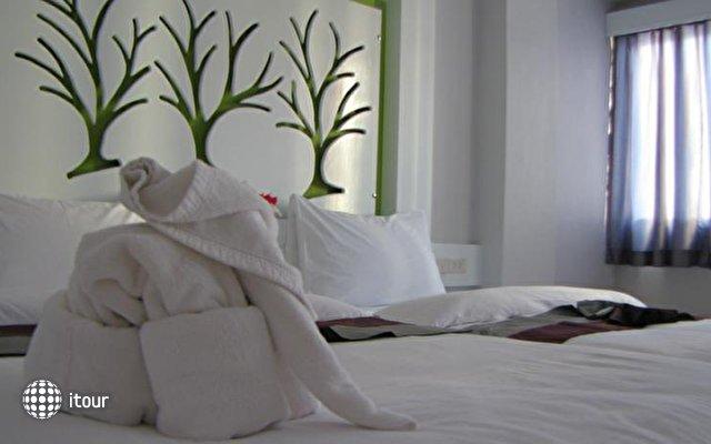 The Silk Hill Hotel  10