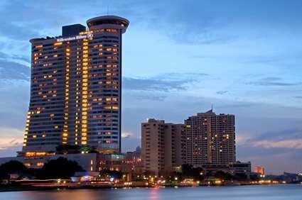 Millennium Hilton Bangkok Hotel 1