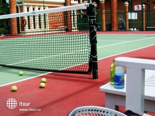 Fairtex Sports Club & Hotel 8