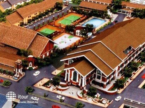 Fairtex Sports Club & Hotel 1