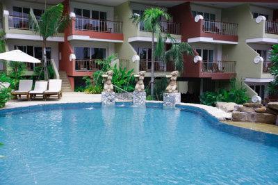 Bella Villa Cabana 6