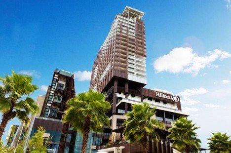 Hilton Pattaya 1