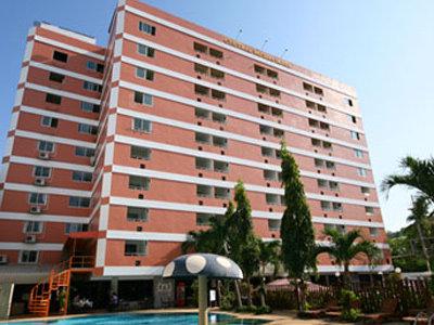 Pattaya Hiso Hotel 4