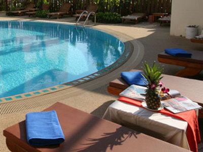 Pattaya Hiso Hotel 8