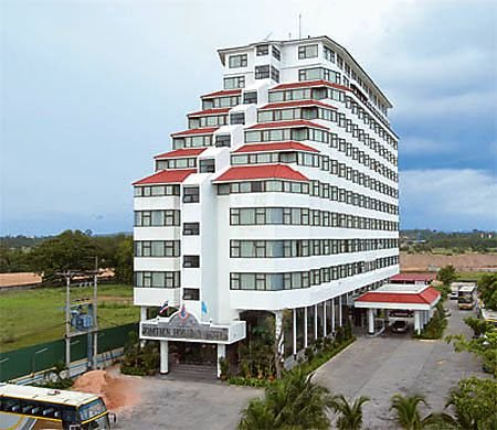 Jomtien Holiday Hotel 1