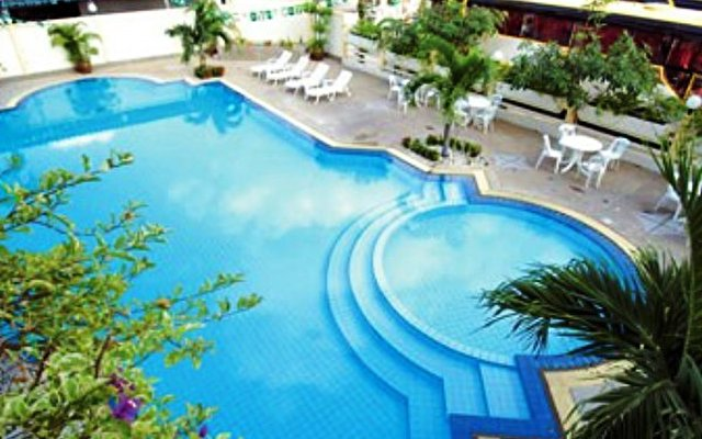 Jomtien Holiday Hotel 2