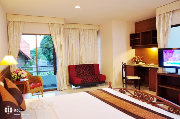 Eden Hotel Pattaya 4