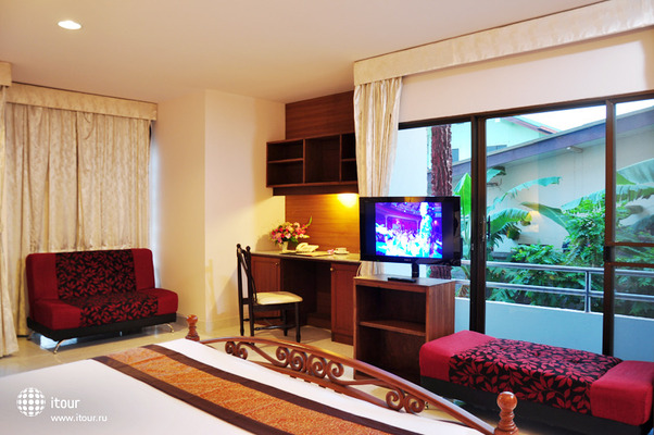 Eden Hotel Pattaya 5