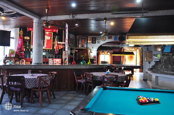 Eden Hotel Pattaya 9