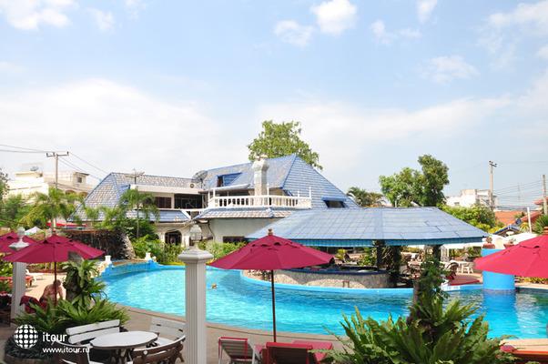 Eden Hotel Pattaya 1