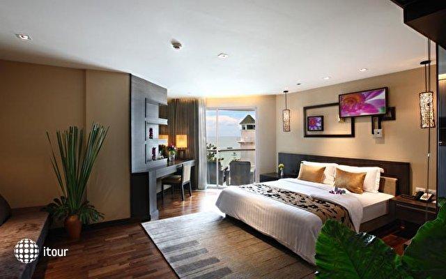 A-one Pattaya Beach Resort 3