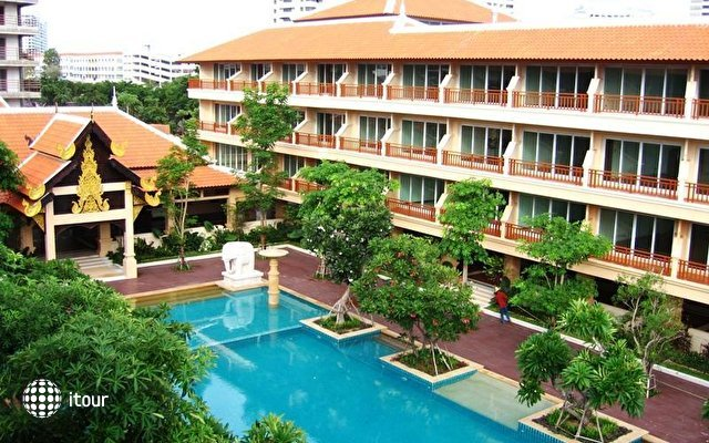 A-one Pattaya Beach Resort 1