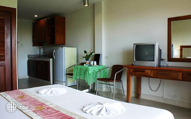 Bella Villa Serviced Apartment 4
