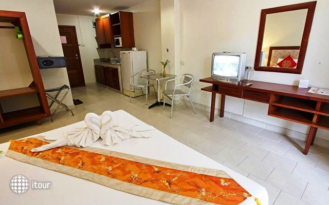 Bella Villa Serviced Apartment 7