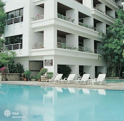 Quality Resort At Pattaya Hill 1
