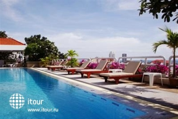 Quality Resort At Pattaya Hill 10
