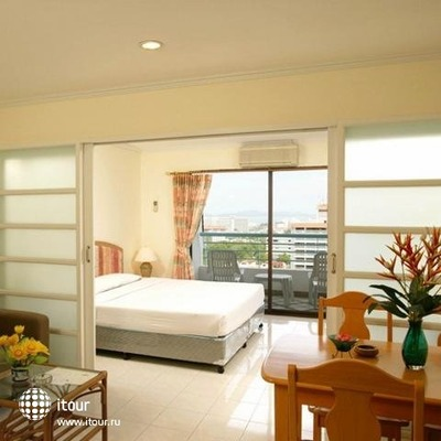 Quality Resort At Pattaya Hill 3