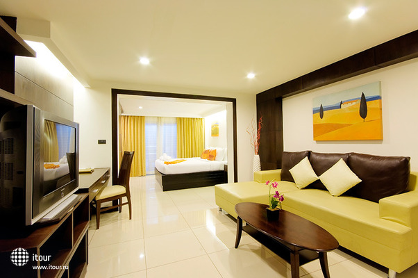 Baywalk Residence Pattaya 3