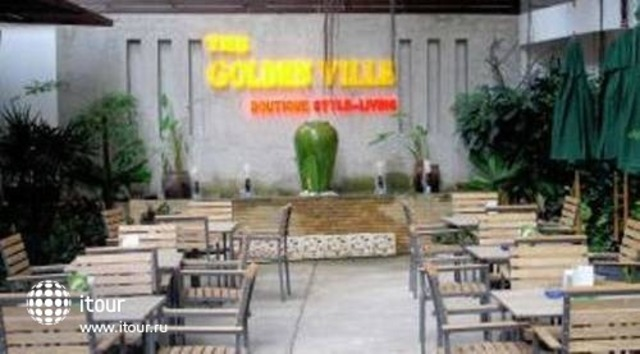 The Golden Ville Boutique Style Living 7