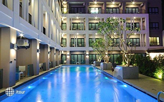 Trio Hotel Pattay 2